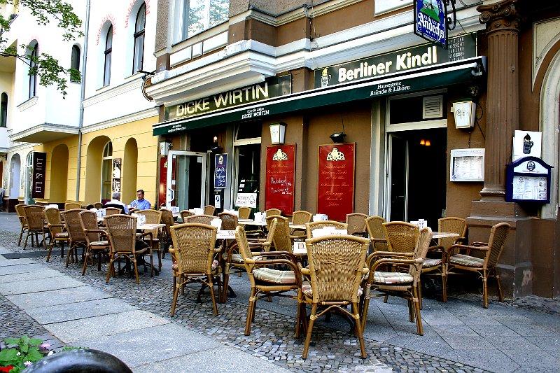 dicke wirtin, berlin - charlottenburg - restaurant reviews, phone ... - Restaurant Deutsche Küche Berlin