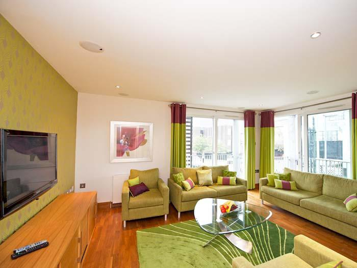 Staycity Serviced Apartments - Leamington Wharf Townhouses