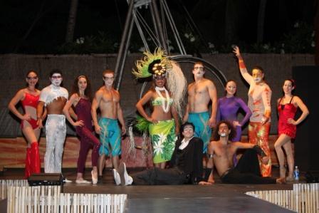 Cirque Polynesia