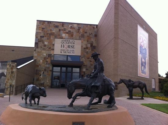 American Quarter Horse Heritage Center & Museum