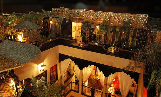 达尔纳贾特酒店