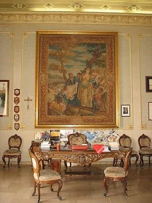 Gabinetto del Sindaco (Sala Montalbano)
