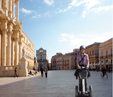 CSTRents - Siracusa Segway PT Authorized Tour