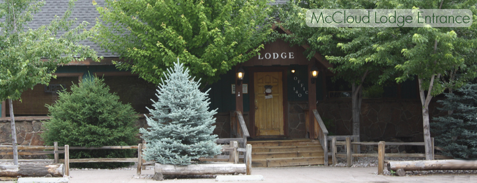 McCloud River Lodge