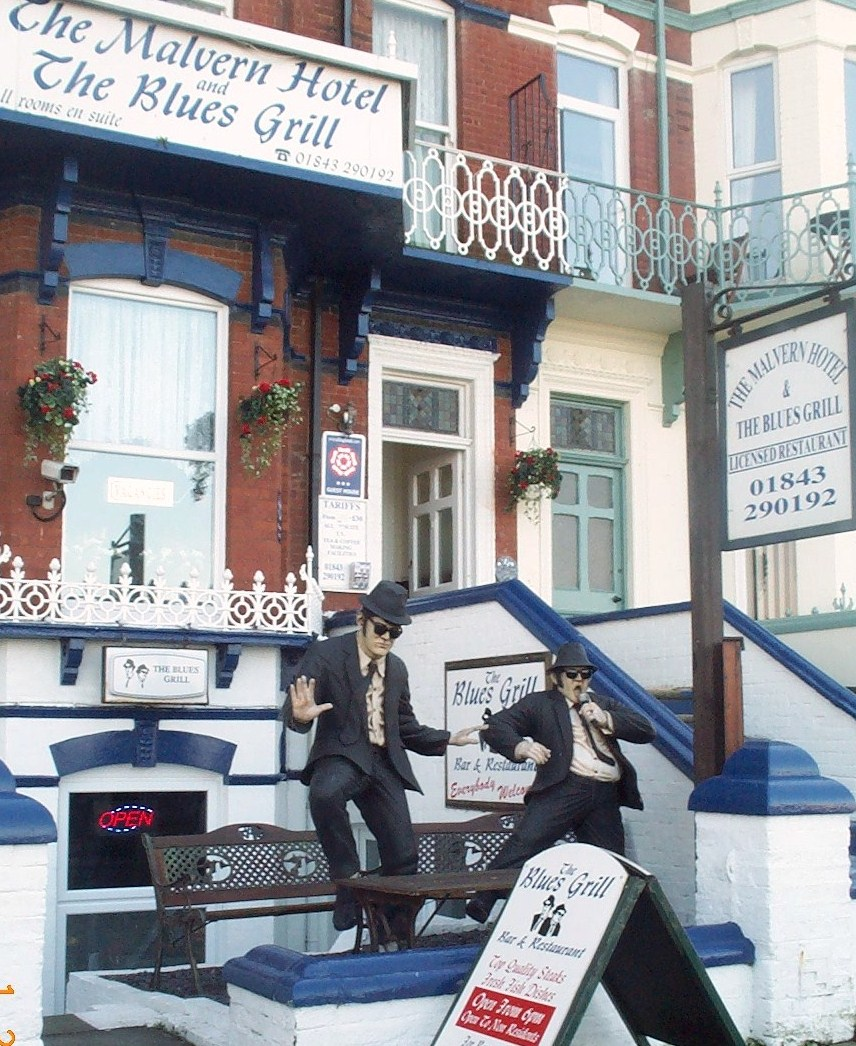 The Malvern Guest House & Blues Grill