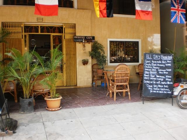Homestay Cafe Kampot