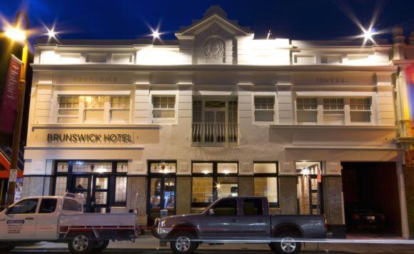 ブルンズウィック ホテル