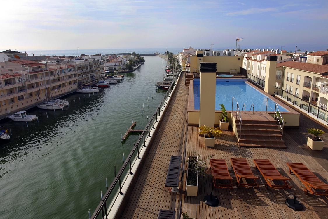 Apartamentos Pierre & Vacances Empuriabrava Marina