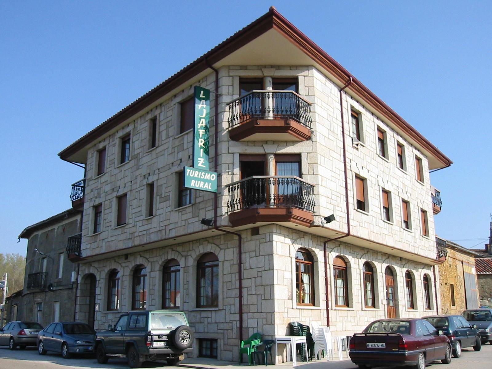 Centro de Turismo Rural Lajafriz