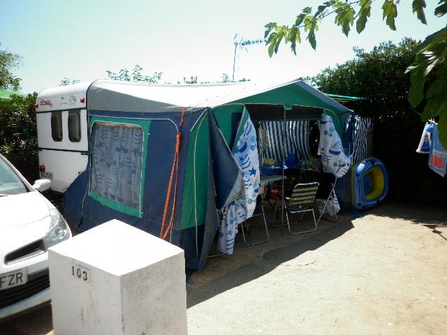 Camping Bahia de la Plata
