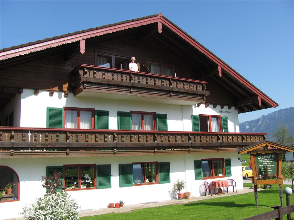 Hotel-Pension Alpenstern