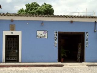 Hostel Restaurante Casa Jacaranda