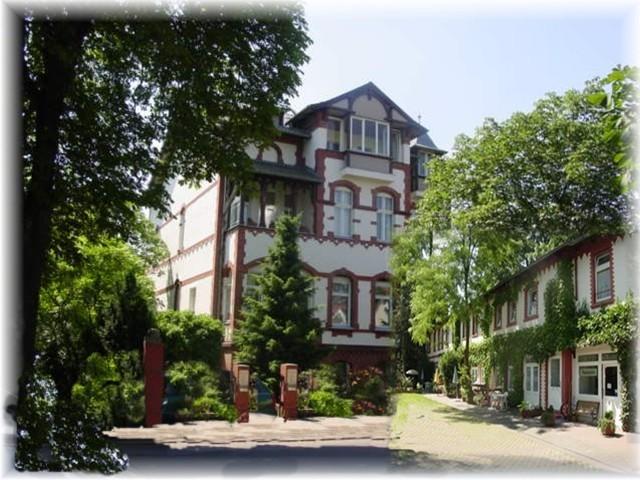 アパートホテル ランドハウス リヒターフェルデ ベルリン