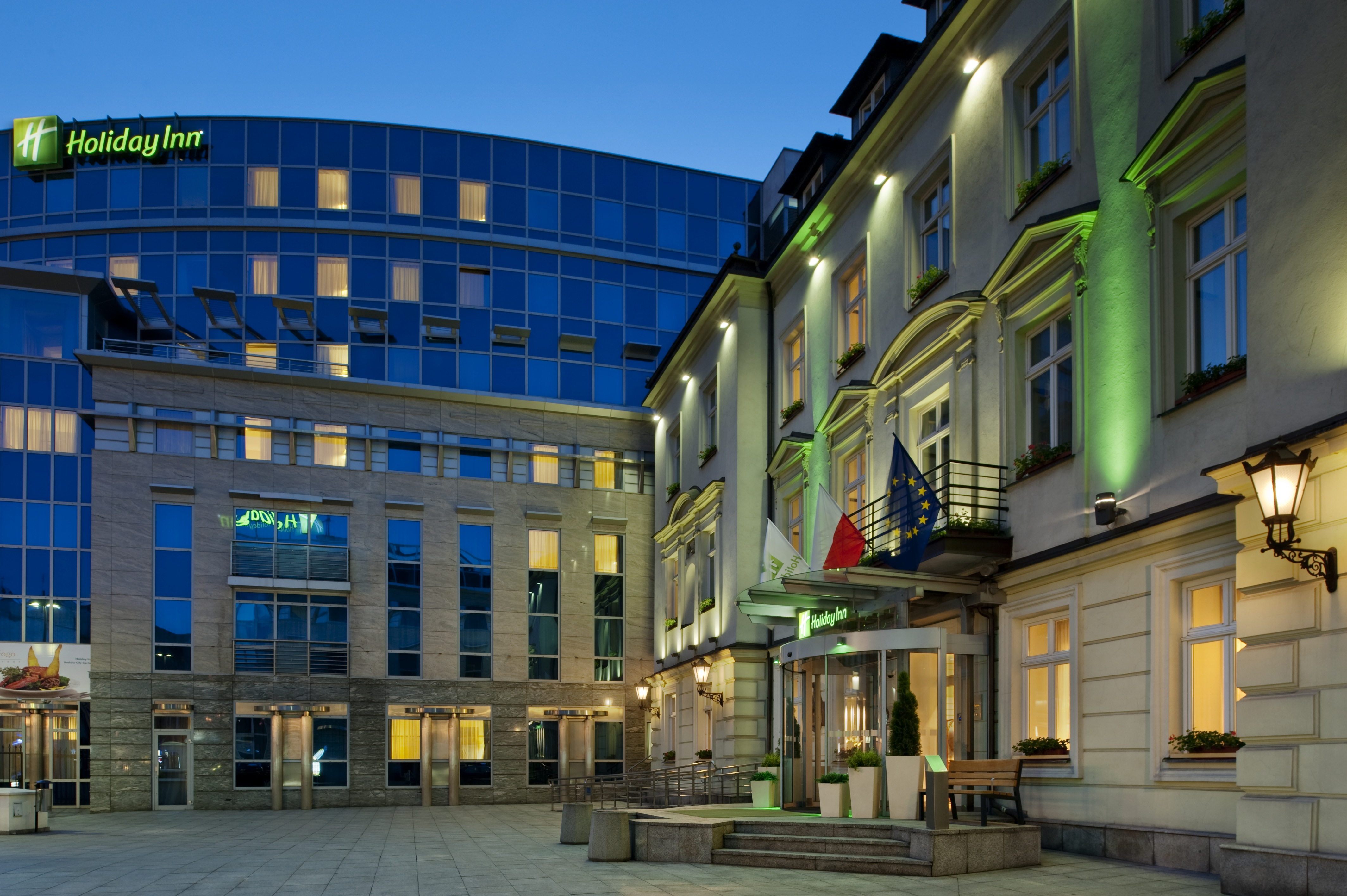 Holiday Inn Krakow City Center