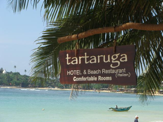 Tartaruga Hotel & Beach Restaurant
