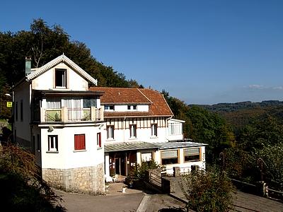 Hotel Restaurant de La Fontaine Stanislas