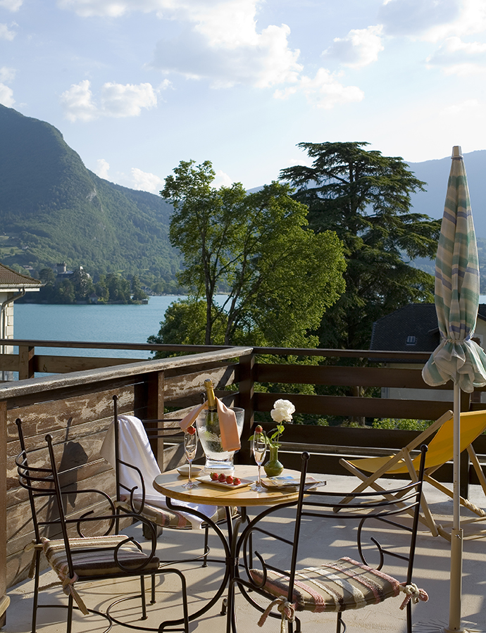 Talloires France  City new picture : Logis La Charpenterie Talloires, France Hotel Reviews ...