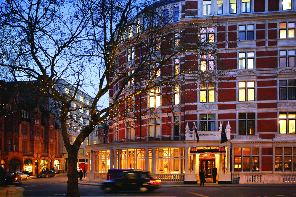 The Connaught May 2016 Hotel Reviews London England