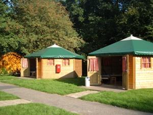 Camping Hostel Amsterdamse Bos