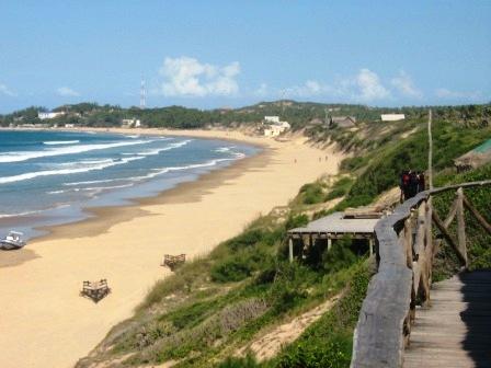 Bamboozi Beach Lodge