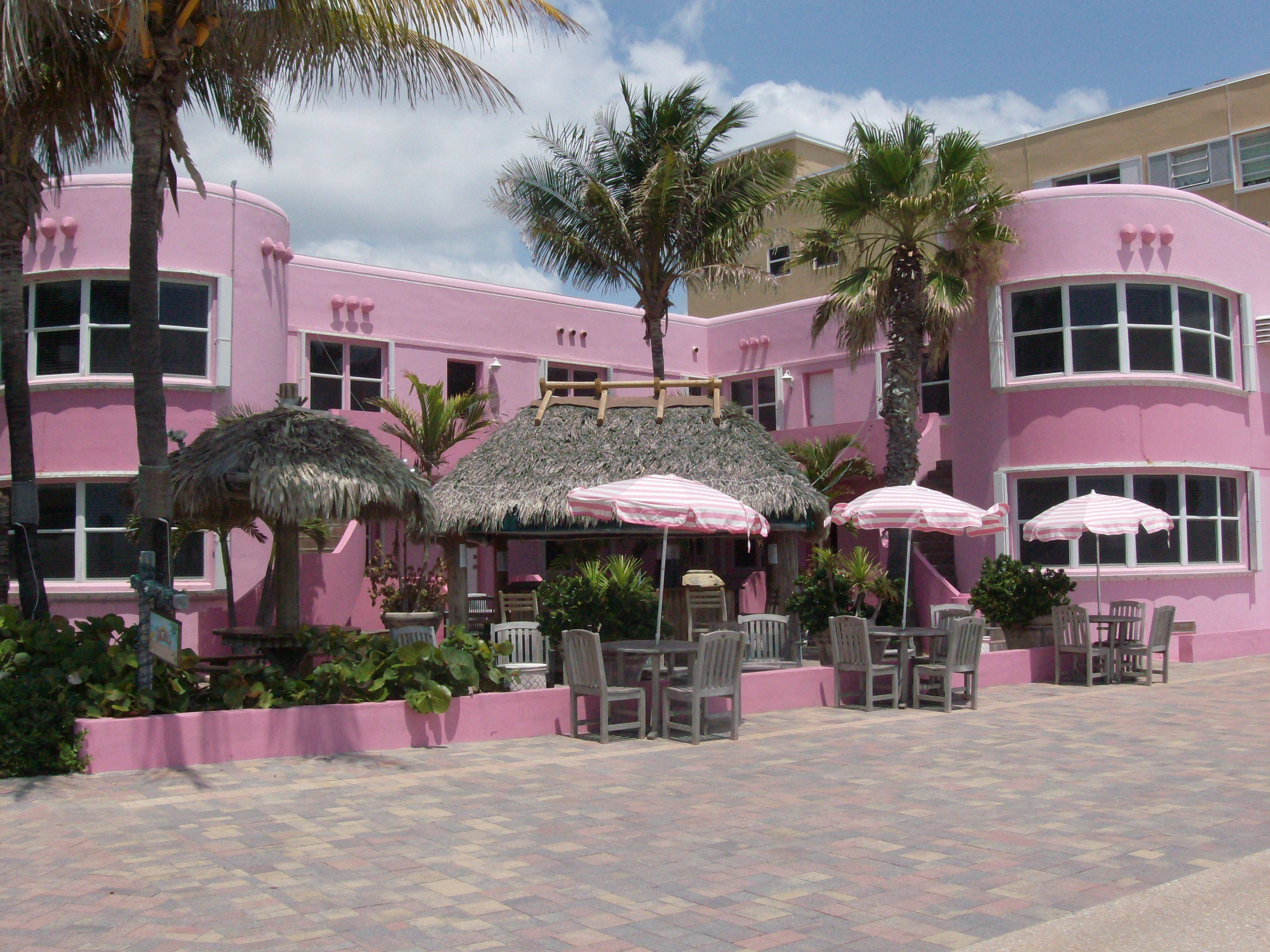 WalkAbout Beach Resort