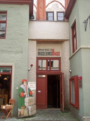 Museumshaus Stralsund