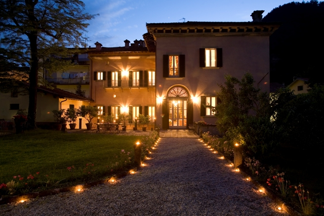 Torriani Palace