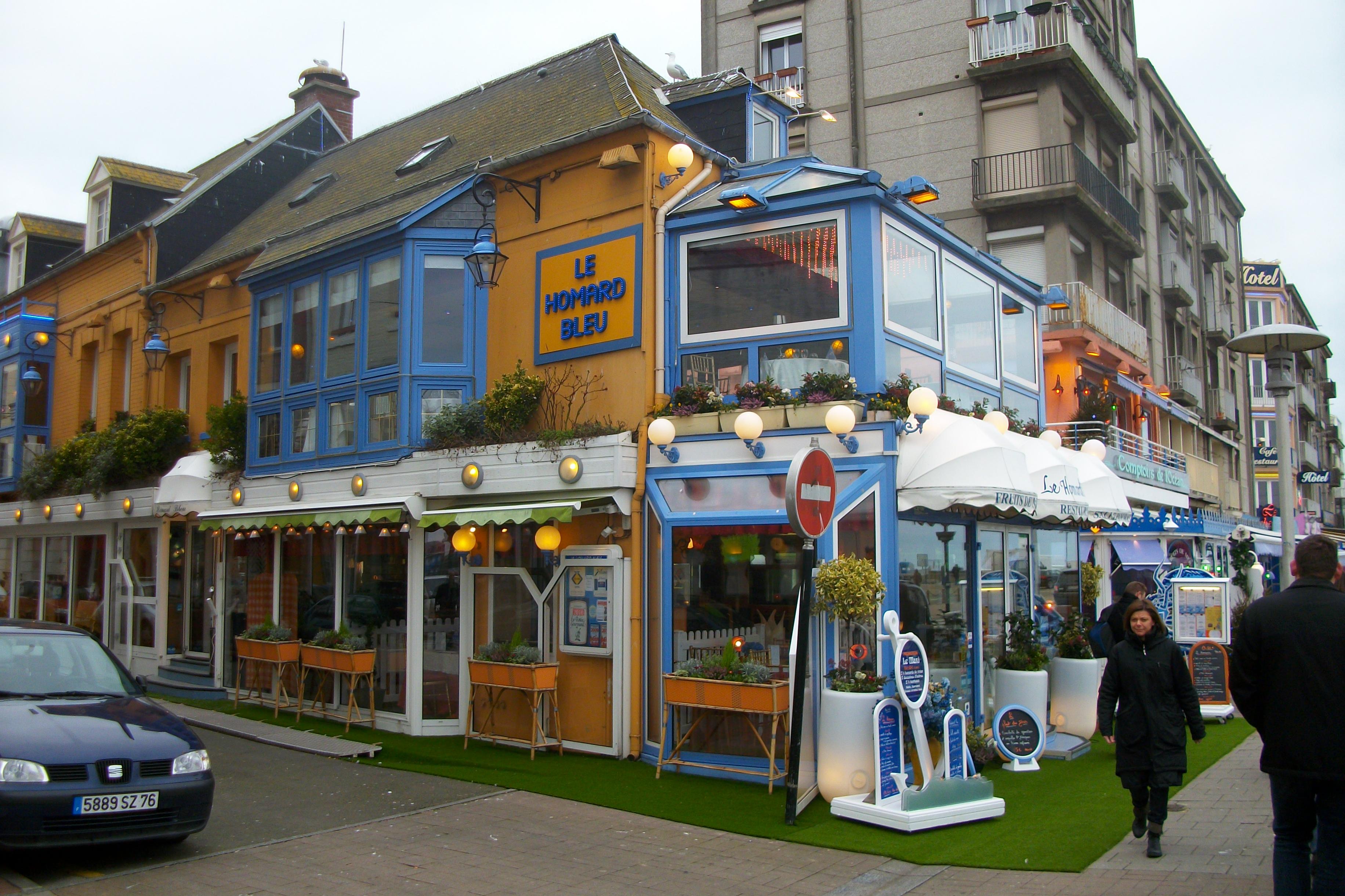 Le homard bleu le tr port restaurant avis num ro de t l phone photos tripadvisor - Fermob luxembourg saldi ...