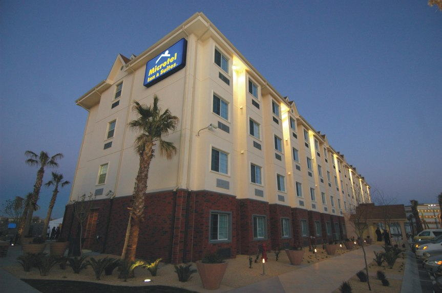 Microtel Inn & Suites by Wyndham Ciudad Juarez/US Consulate