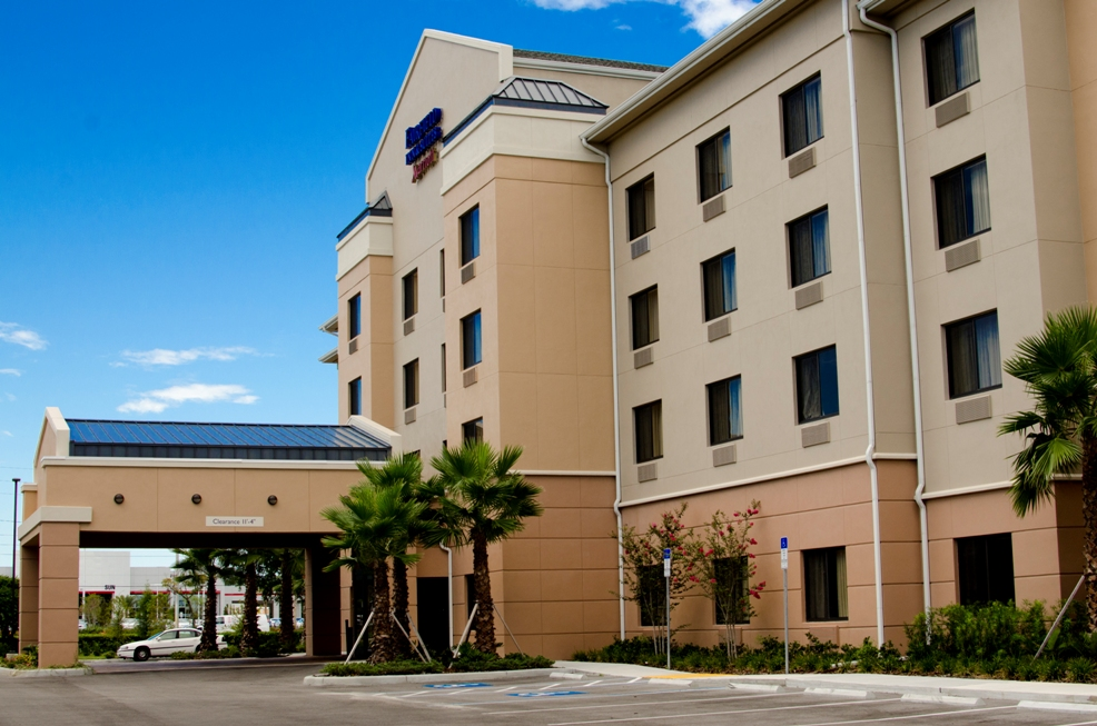 ‪Fairfield Inn & Suites Holiday Tarpon Springs‬