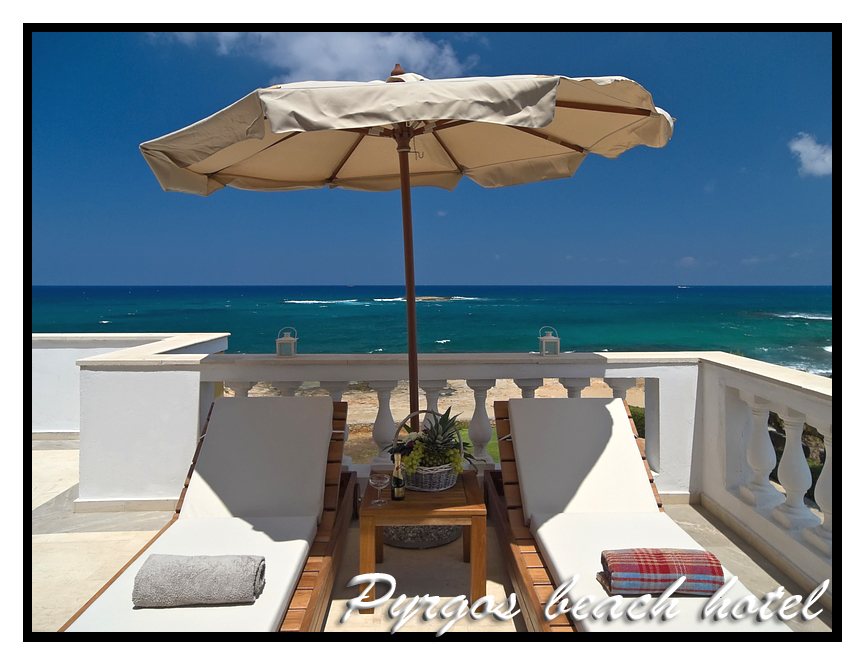 Pyrgos Beach Hotel