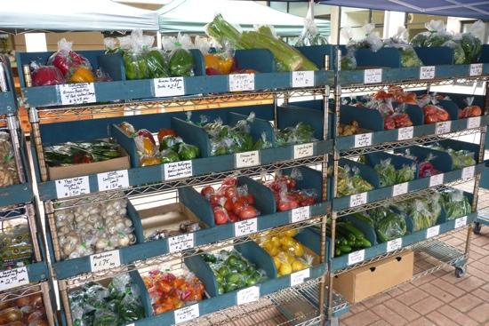 Hale'iwa Farmers' Market
