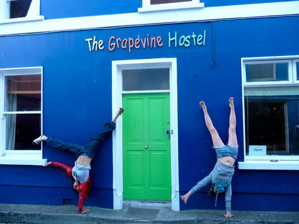 ‪The Grapevine Hostel‬