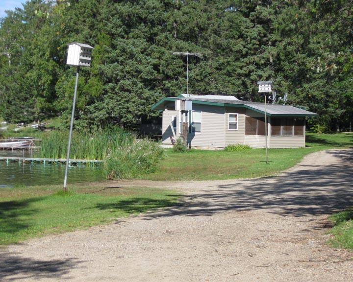 The Hideaway on Island Lake