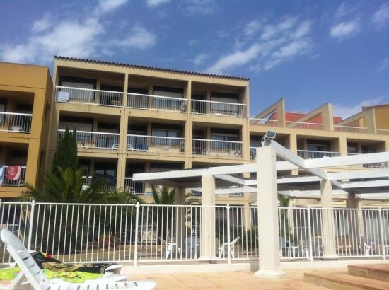 Apartamentos Maeva Les Jardins de la Madragde