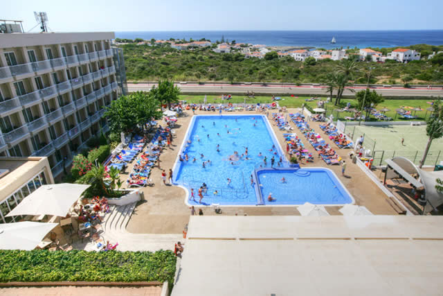 Sant Lluis Spain  city photos gallery : Hotel Club Sur Menorca Spain/Minorca Sant Lluis Hotel Reviews ...