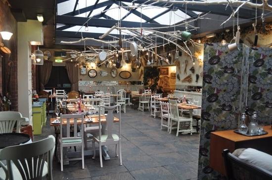 Tavistock Italia Retro Restaurant