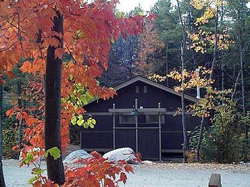 The Canadian Ecology Centre Cabins