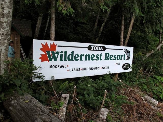 Toba Wilderness