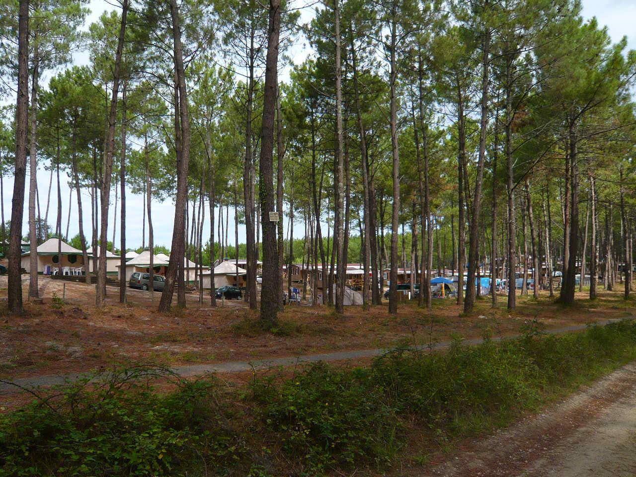 Camping Les Tourterelles