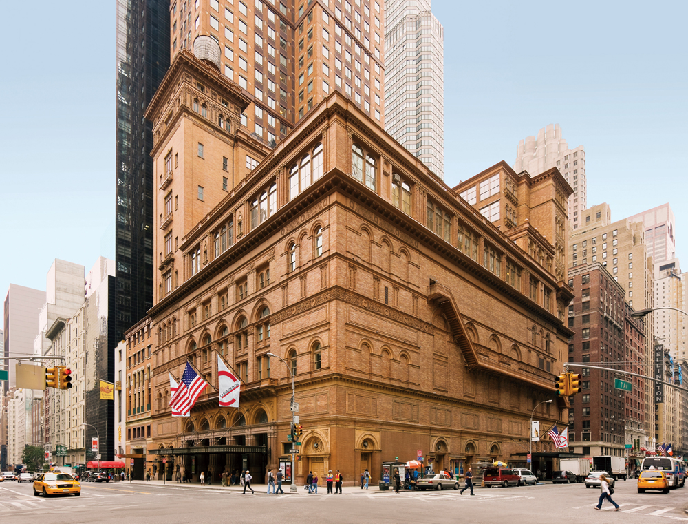 Carnegie Hall The Top 10 Things to