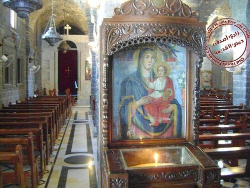 Um al-Zennar Church