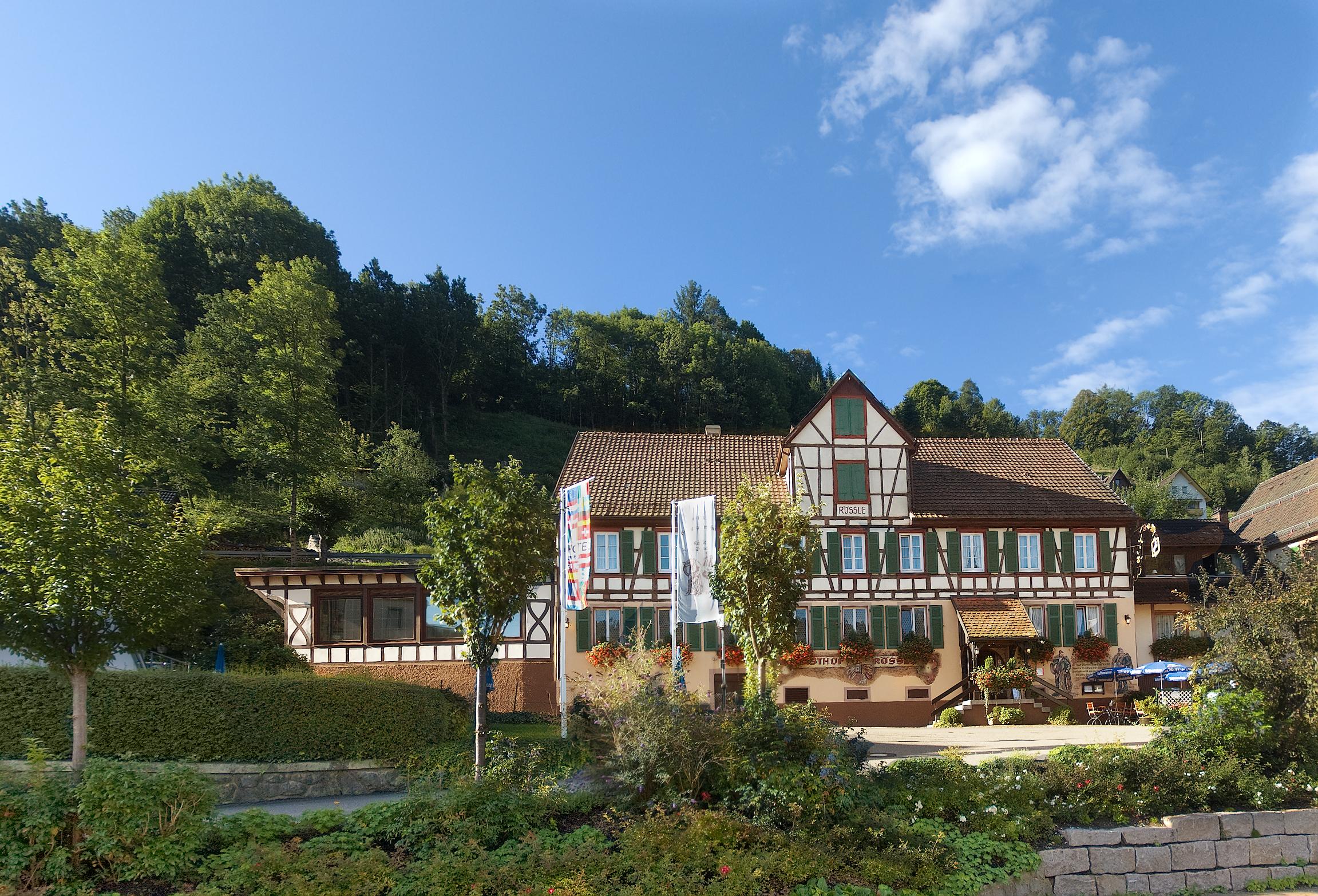 Hotel zum Weyssen Roessle