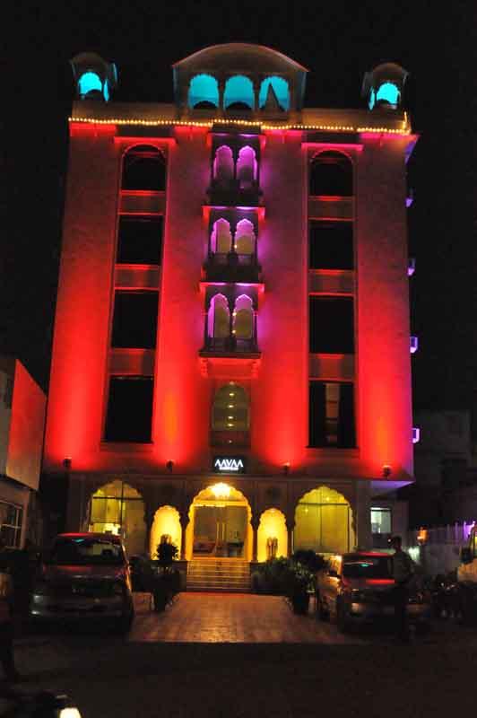 Hotel Ramvilas