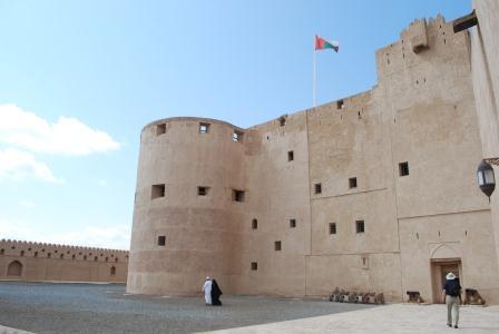 Jabrin-fæstningen