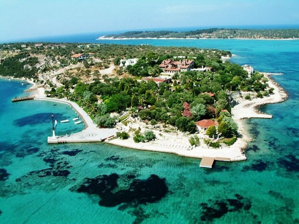 Kalem Island Oliviera Resort