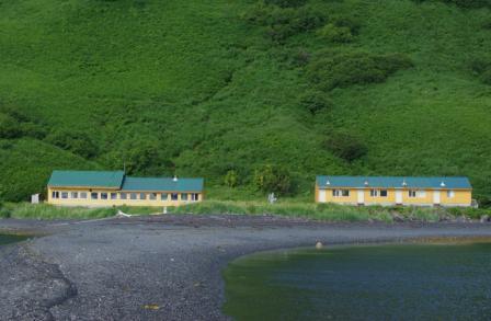 Kodiak Adventures Lodge - Larry Carroll