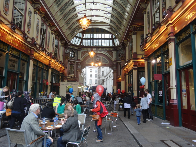 Leadenhall Market The Top 10 Things to