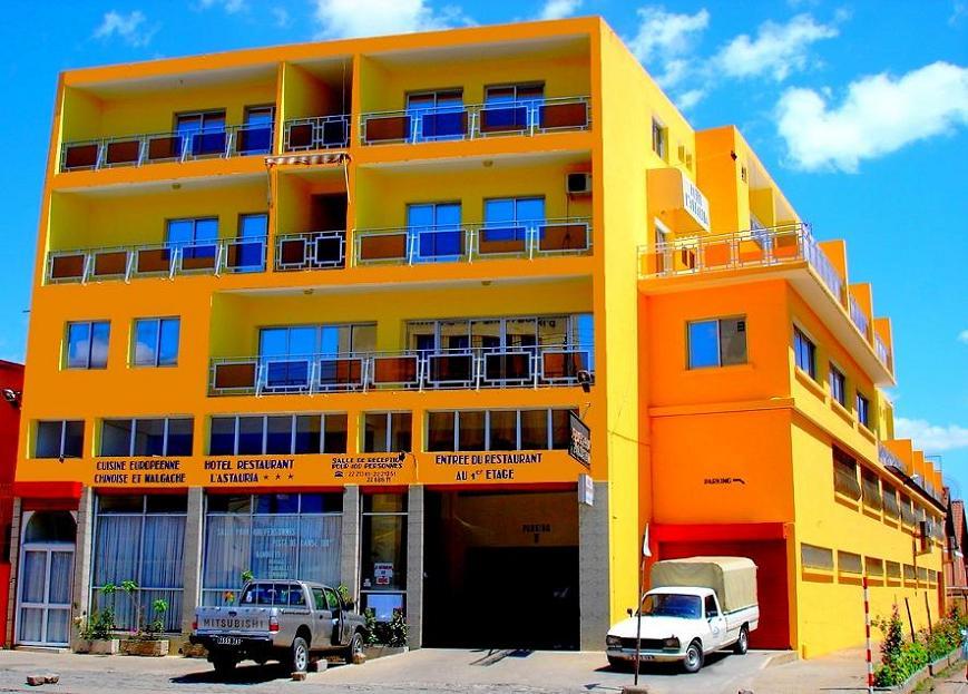 Hotel L'Astauria Antananarivo