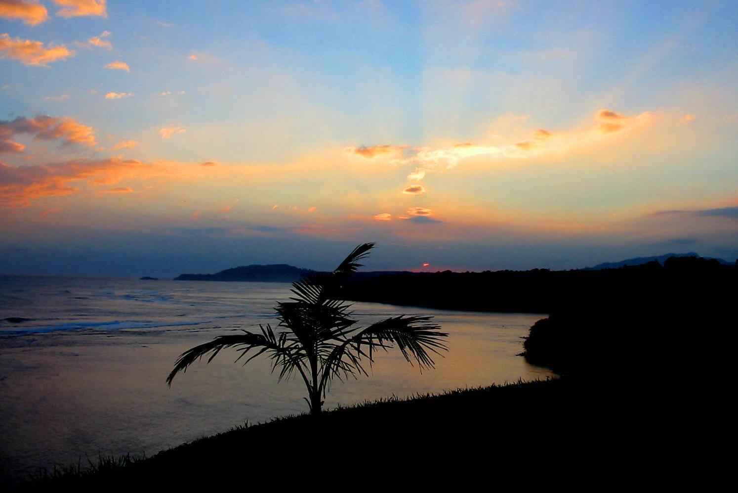 Sunrise from Sea Lodge Condominiums